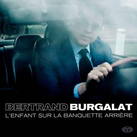 """""""L'enfant sur la banquette arrière"""" le nouveau single de Bertrand Burgalat"""