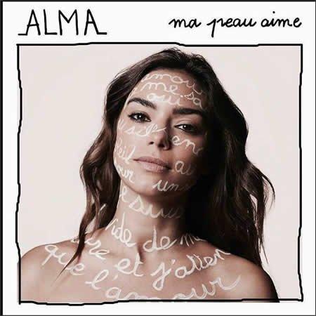 "Sortie le 5 mai de ""Ma Peau Aime"" le premier album d'Alma"