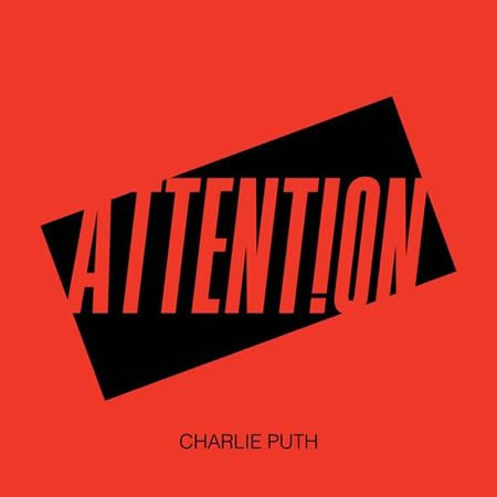 """Attention"" le nouveau single de Charlie Puth"