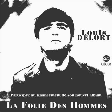 """Louis Delort dévoile le titre inédit """"Le temps que tu reviennes"""""""