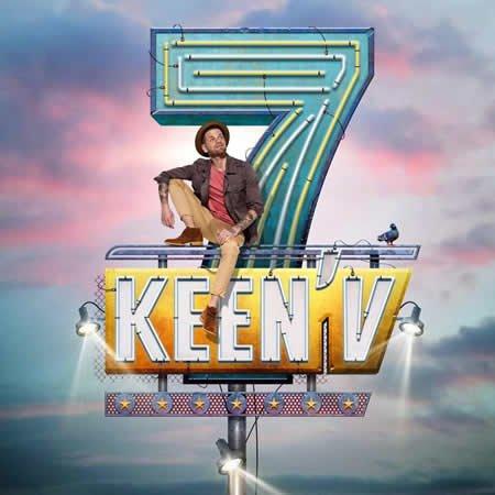 Keen'V publiera son nouvel album le 7 juillet prochain