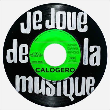 """""""Je joue de la musique"""" le nouveau single de Calogero"""