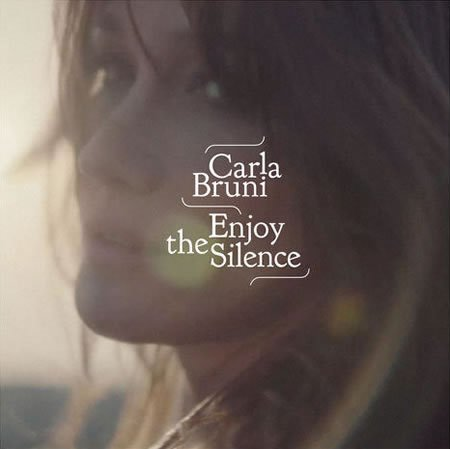 "Clip de ""Enjoy The Silence"" par Carla Bruni"