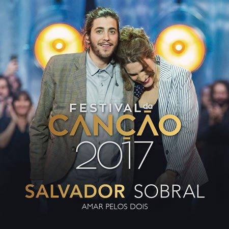 Salvador Sobral, grand gagnant de l'Eurovision 2017