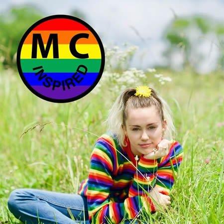 """""""Inspired"""" le nouveau single de Miley Cyrus"""