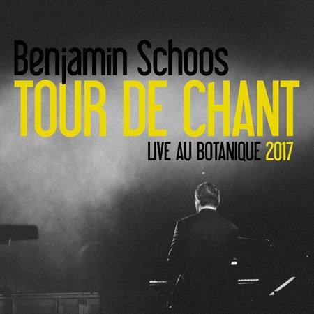Chronique de l'album live au Botanique de Benjamin Schoos