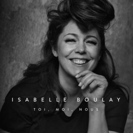 """""""Toi, moi, nous"""" le nouveau single d'Isabelle Boulay"""