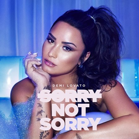 """Sorry Not Sorry"" le nouveau single de Demi Lovato"