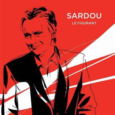 "Michel Sardou : ""Le Figurant"" son nouveau single"