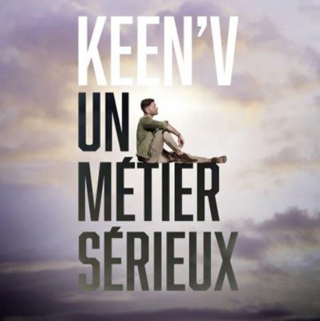 """""""Un métier sérieux"""" le nouveau single de Keen'V"""