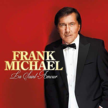 """Sortie le 17 novembre de """"La Saint-Amour"""", le nouvel album de Frank Michael"""
