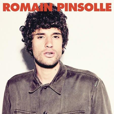 Sortie du premier album solo de Romain Pinsolle