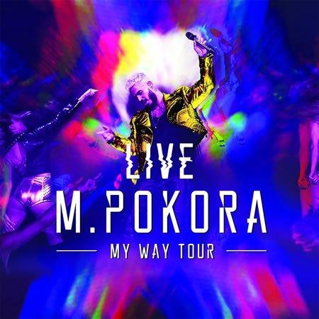"""M. Pokora : Sortie le 10 novembre de """"My Way Tour Live"""""""