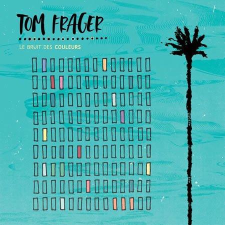 """Clip du single """"Le bruit des couleurs"""" de Tom Frager"""
