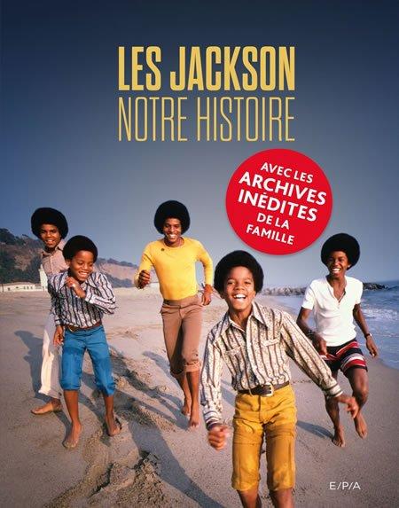 """Sortie du livre """"Les Jackson notre histoire"""""""