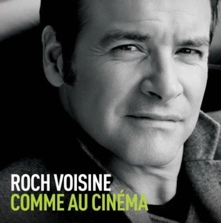 """""""Comme au cinéma"""" le nouveau single de Roch Voisine"""