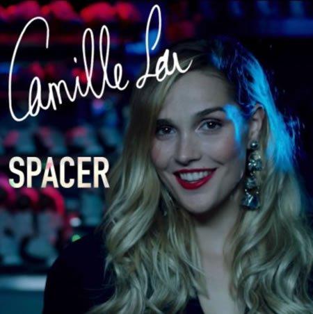 """Clip """"Spacer"""" le nouveau single de Camille Lou"""