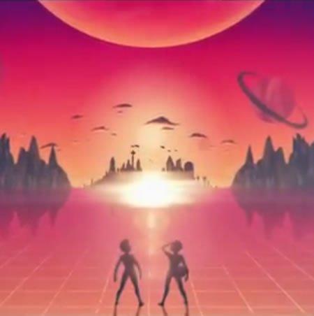"""Clip du titre """"Voie Lactée"""" de Atome"""