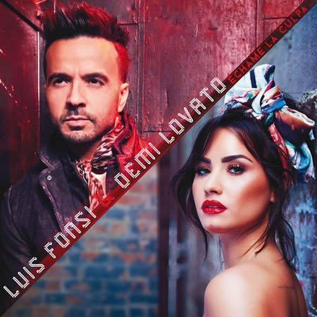 """""""Echame la culpa"""" le nouveau single de Luis Fonsi ft Demi Lovato"""