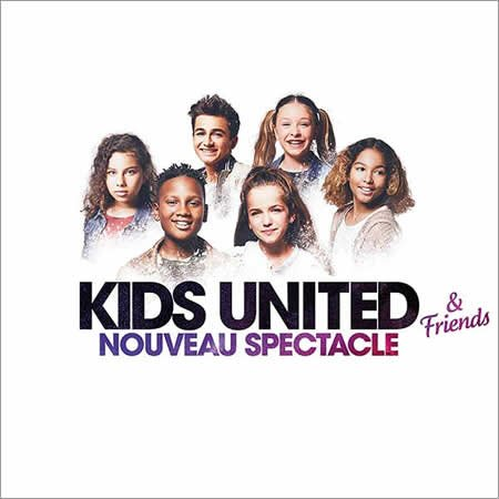 Premières dates de la tournée Kids United and Friends