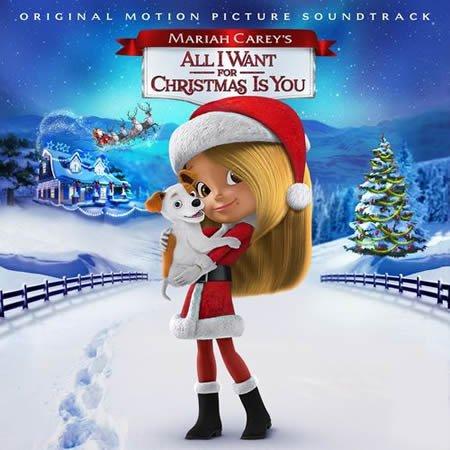 """Clip de """"Lil Snowman"""" extrait de la BO de """"Mariah Carey's All I Want For Christmas Is You"""""""
