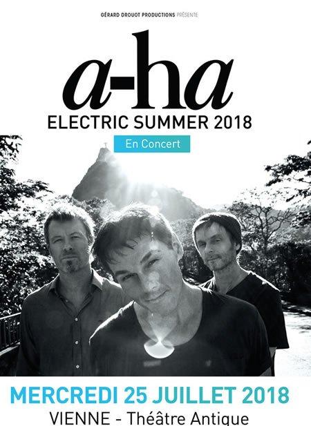 A-ha annonce des concerts en France en 2018