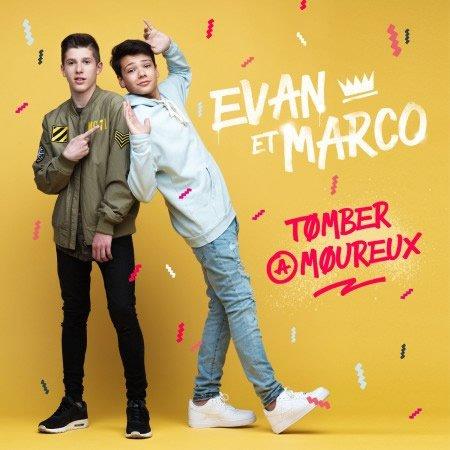 """Clip officiel du single """"Tomber Amoureux"""" d'Evan et Marco"""
