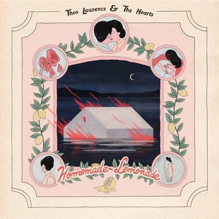 """Homemade Lemonade"" le premier album de Theo Lawrence & The Hearts"
