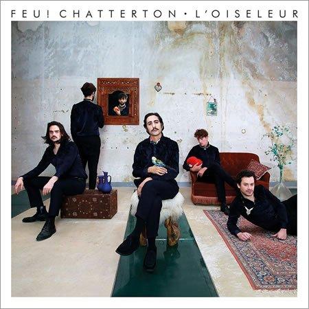 """Feu! Chatterton : """"L'Oiseleur"""", leur nouvel album"""