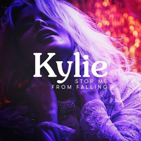 """""""Stop me from falling"""" le nouveau single de Kylie Minogue"""