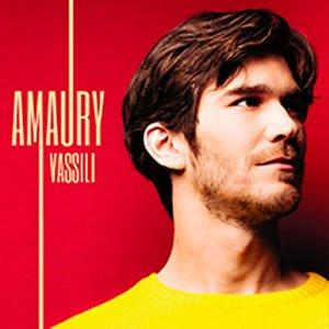 Amaury Vassili de retour le 18 mai 2018 avec un nouvel album