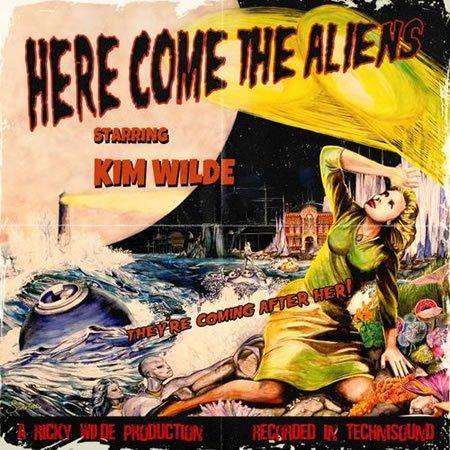 """Clip officiel du nouveau single de Kim Wilde, """"Kandy Krush"""""""