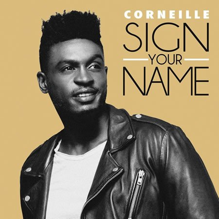 "Corneille dévoile le clip de son nouveau single ""Sign Your Name"""