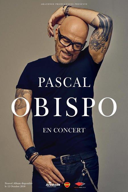 Pascal Obispo : dates de sa prochaine tournée