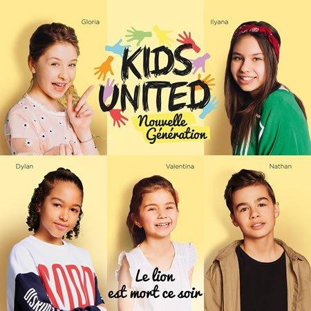"""""""Le lion est mort ce soir"""" le nouveau single de Kids United nouvelle génération"""