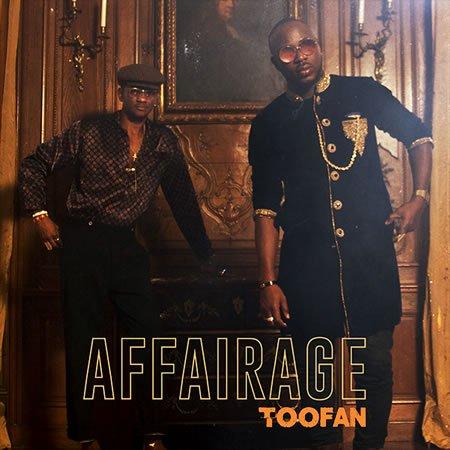 """""""Affairage"""" le nouveau single de Toofan"""