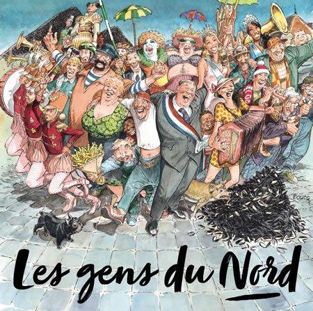 """""""Les Gens du Nord"""" : Premier extrait """"Tout in haut deuch terril"""" par Dany Boon"""