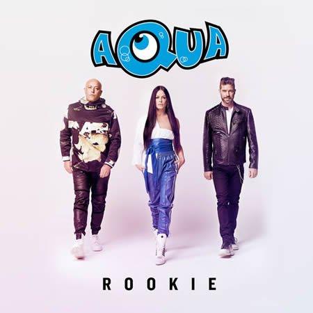 """Clip du nouveau single du groupe Aqua, """"Rookie"""""""
