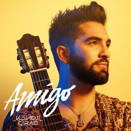 """Kendji Girac : sortie le 31 août de l'album """"Amigo"""""""