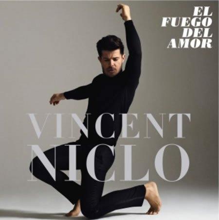 """""""El Fuego del Amor"""", le nouveau single de Vincent Niclo"""