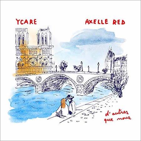 """Ycare et Axelle Red : """"D'autres que nous (14 Boulevard Saint-Michel)"""""""