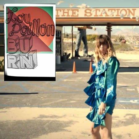 """""""Burn"""" le nouveau single de Lou Doillon"""
