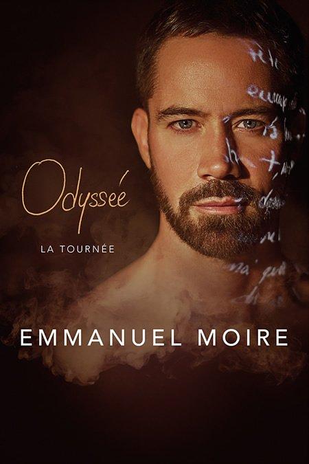 Emmanuel Moire : premières dates de la tournée Odyssée