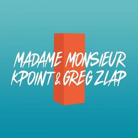 """""""Bandido"""" le nouveau single de Madame Monsieur featuring KPoint et Greg Zlap"""