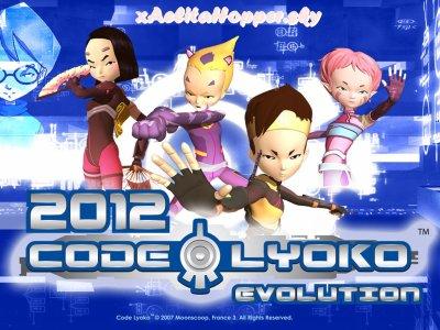 Code Lyoko 2012! 5º Saison! ñ.ñ