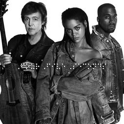 FourFiveSeconds (feat. Kanye West & Paul McCartney) (2015)