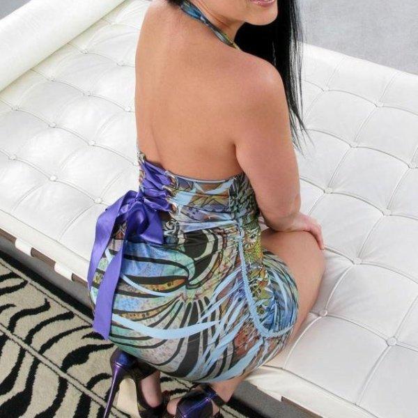 Vous aimez ma robe d'été ?