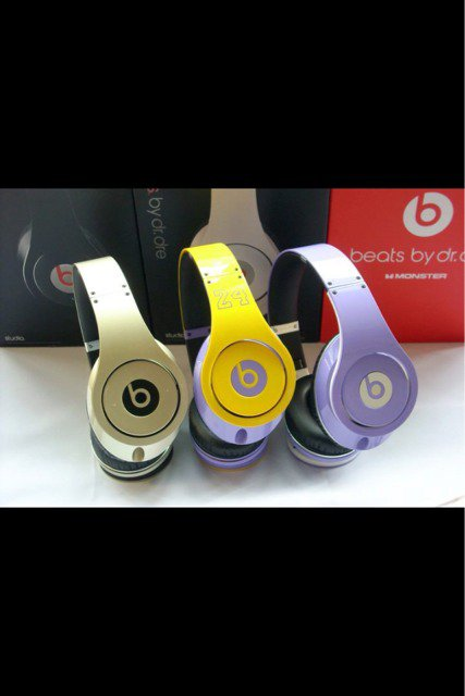 Monster Beat by Dr. DRE