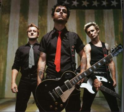 Musique-Green Day-
