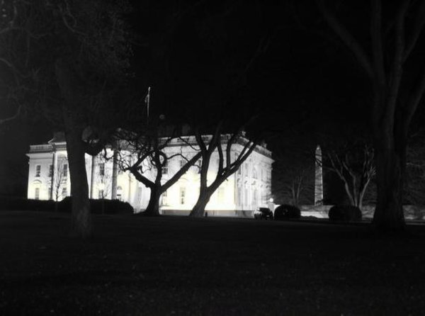 La Maison-Blanche, Washington DC.